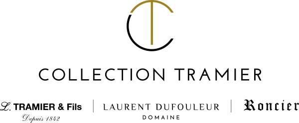 logo · Vin Roncier · Maison L. Tramier & Fils